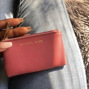 Michael Kors Coin Pouch Card Holder